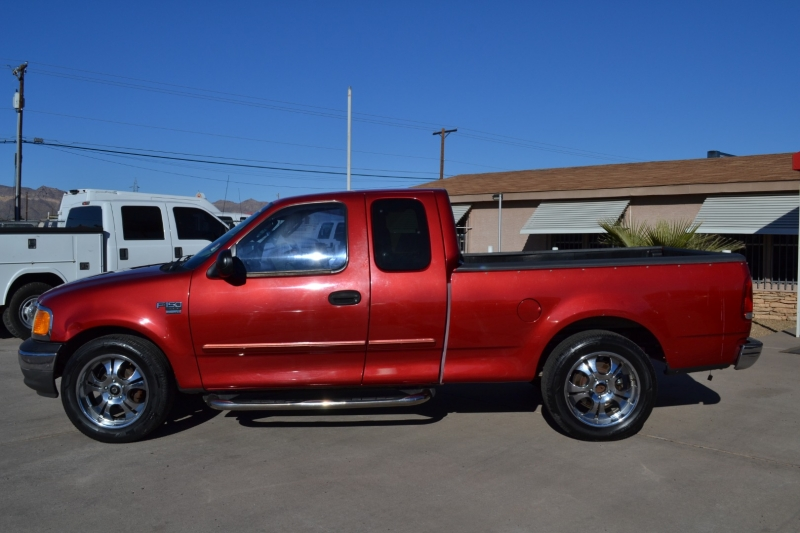 Ford F-150 Heritage 2004 price $5,995