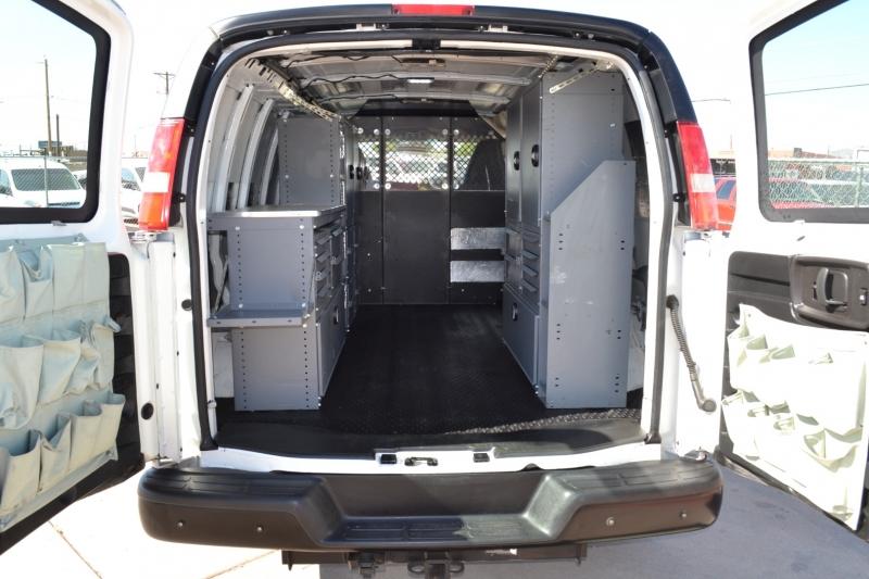 Chevrolet Express Cargo Van 2015 price $19,995