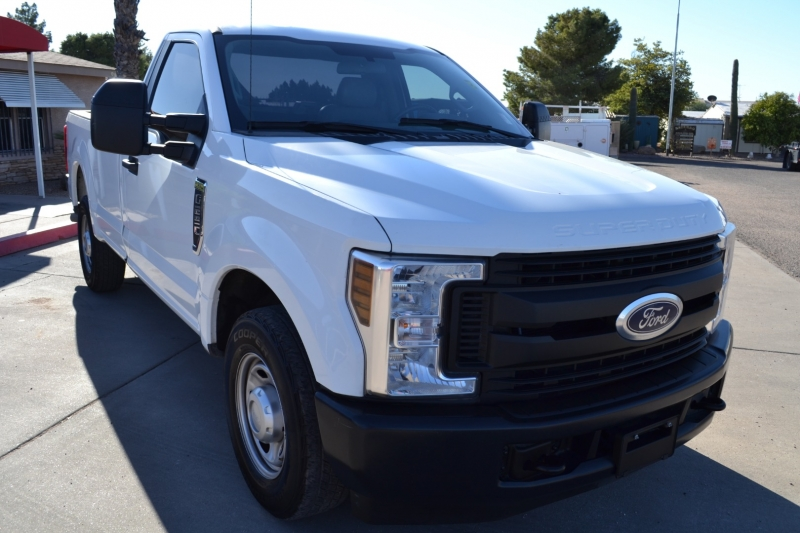 Ford Super Duty F-250 SRW 2018 price $30,995