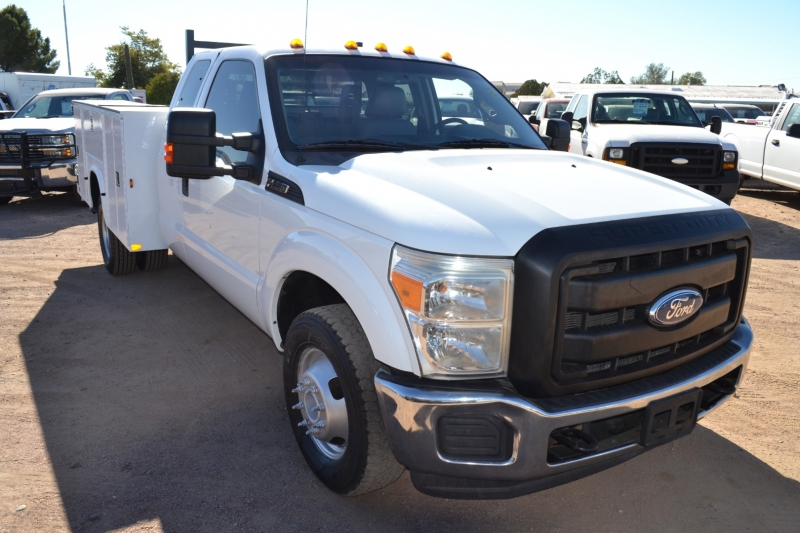 Ford Super Duty F-350 DRW 2011 price $25,995