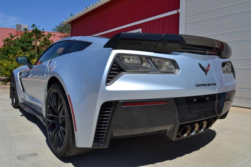 Chevrolet Corvette 2017 price $79,997
