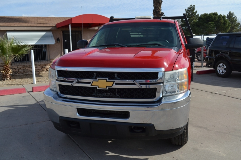 Chevrolet Silverado 2500HD 2012 price $20,995