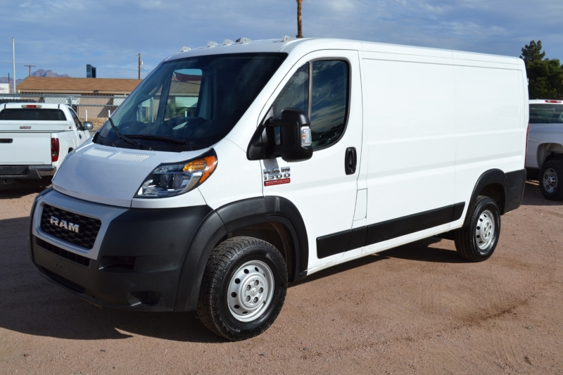 RAM ProMaster Cargo Van 2019 price $29,995