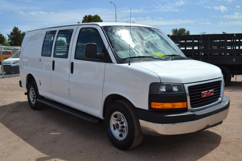 GMC Savana Cargo Van 2018 price $28,995