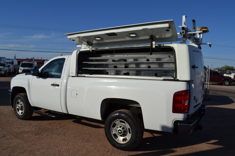 Chevrolet Silverado 2500HD 2013 price $25,995