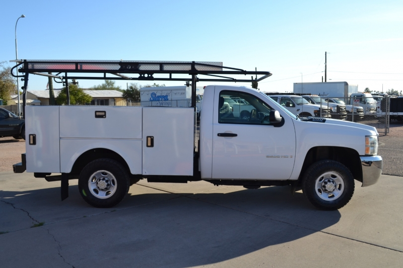 Chevrolet Silverado 2500HD 2008 price $21,995