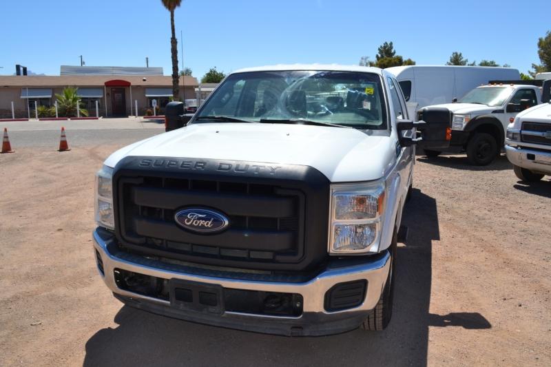 Ford Super Duty F-250 SRW Service Utility Truck 2015 price $34,995