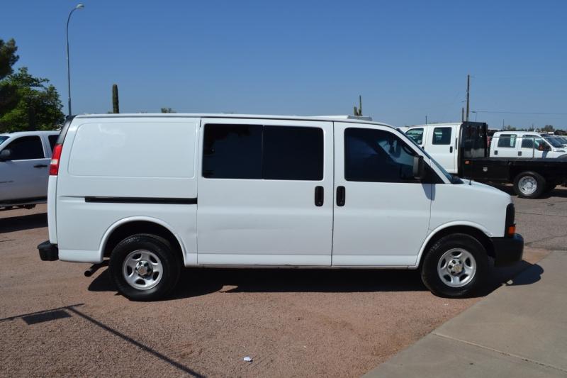 Chevrolet Express Cargo Van 2007 price $9,900