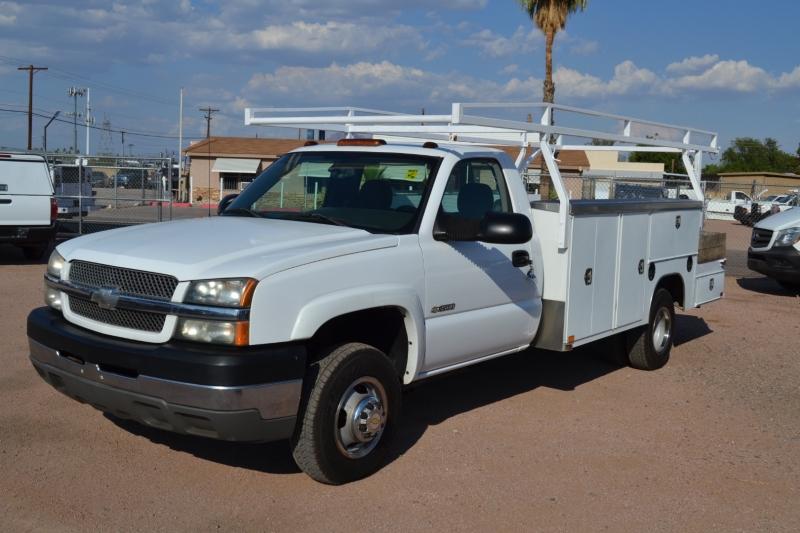 Chevrolet Silverado 3500 2004 price $19,995