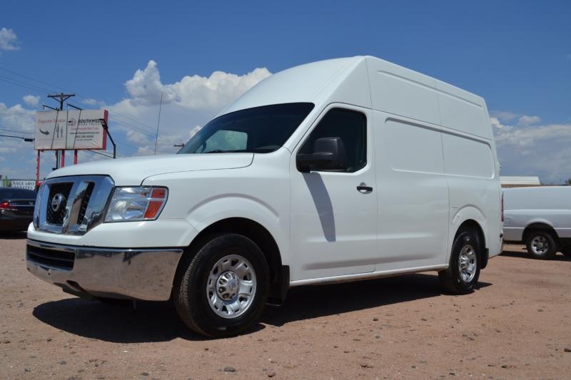 Nissan NV 2013 price $25,995