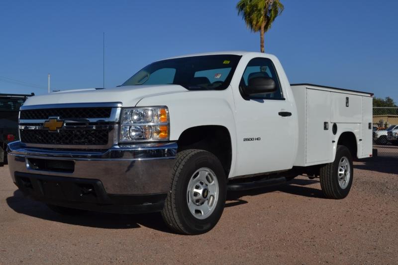 Chevrolet Silverado 2500HD 2012 price $39,995