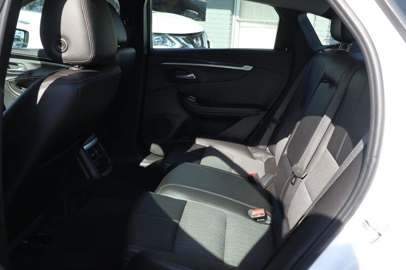 Chevrolet Impala 2017 price $15,491