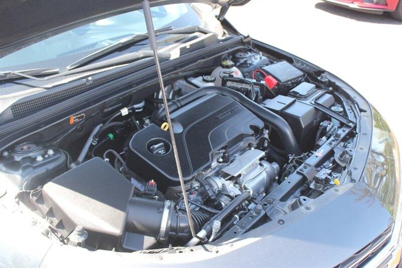 Chevrolet Malibu 2018 price $15,491
