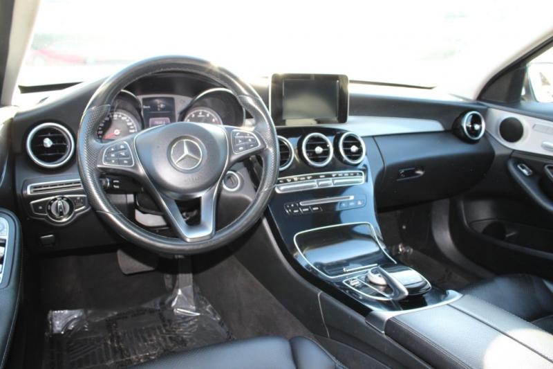 Mercedes-Benz C-Class 2015 price $17,991