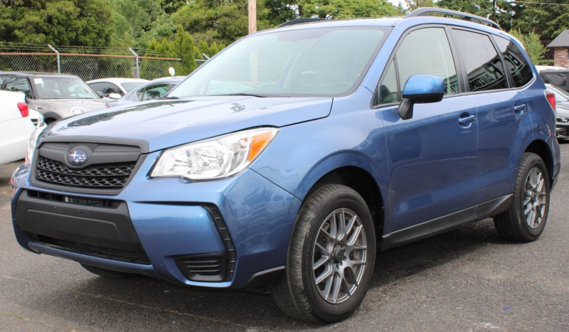 Subaru Forester 2017 price $14,991