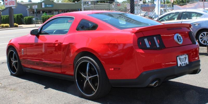 Ford 2dr Cpe GT Premium 2012 price $17,491