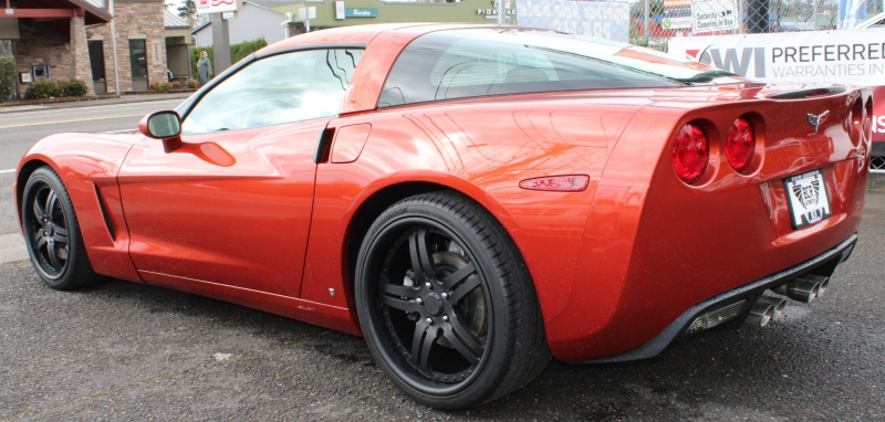 Chevrolet Corvette 2006 price $17,991