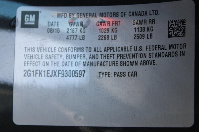 Chevrolet Camaro 2015 price $23,991