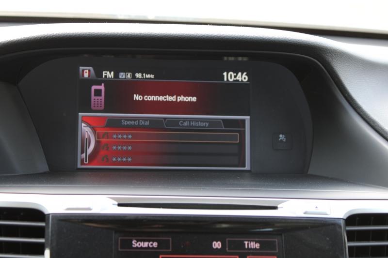 Honda Accord Coupe Leather Interior 2015 price $16,291