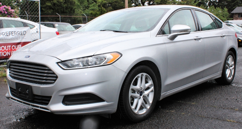 Ford Fusion 2016 price $10,491