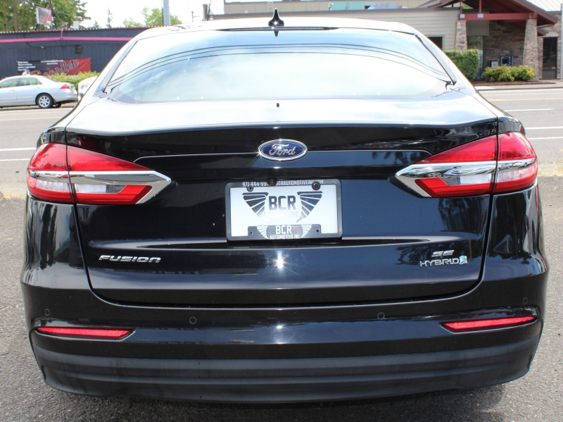 Ford Fusion 2019 price $15,991
