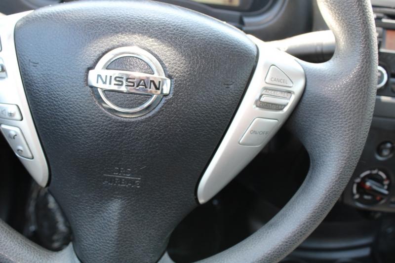 Nissan Versa 2016 price $7,791