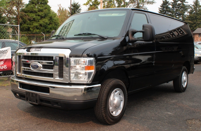 Ford Econoline Cargo Van 2013 price $10,491