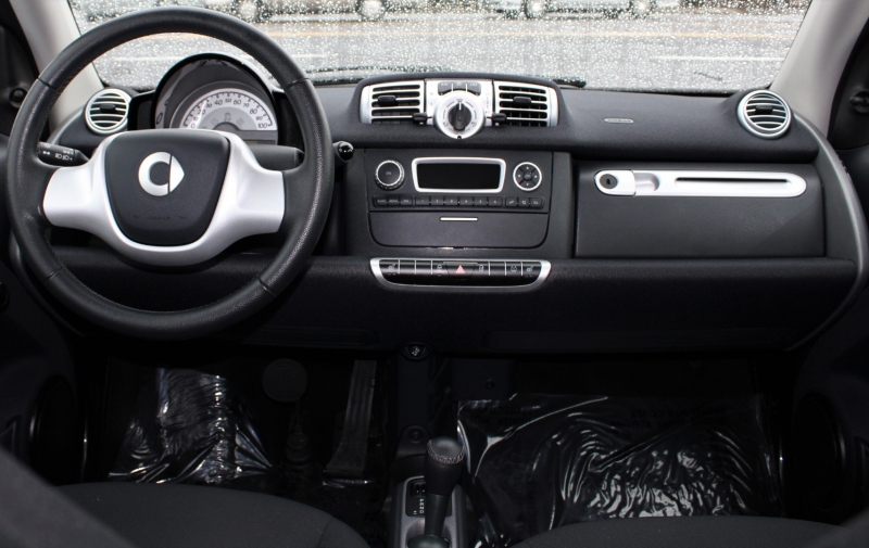 Smart fortwo 2013 price $7,491