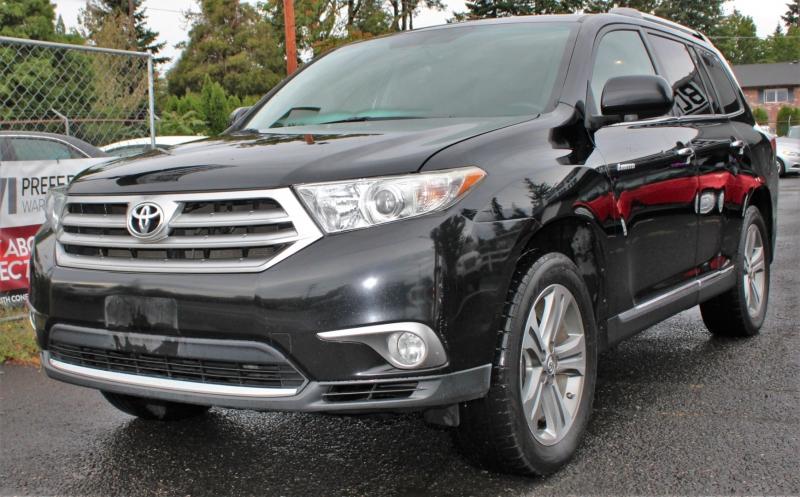 Toyota Highlander 2011 price $10,991