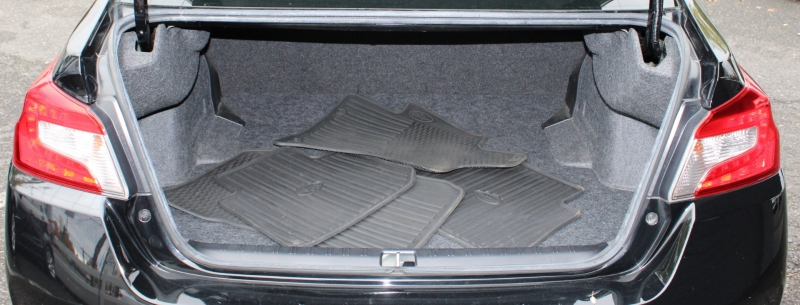 Subaru WRX 2016 price $21,491