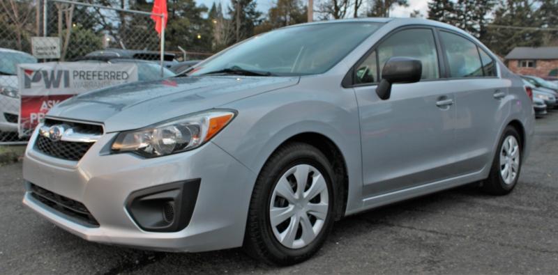 Subaru Impreza Sedan 2014 price $12,291