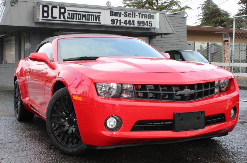 Chevrolet Camaro 2012 price $17,491