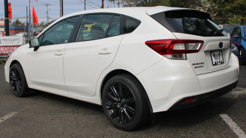 Subaru Impreza 2018 price $19,991