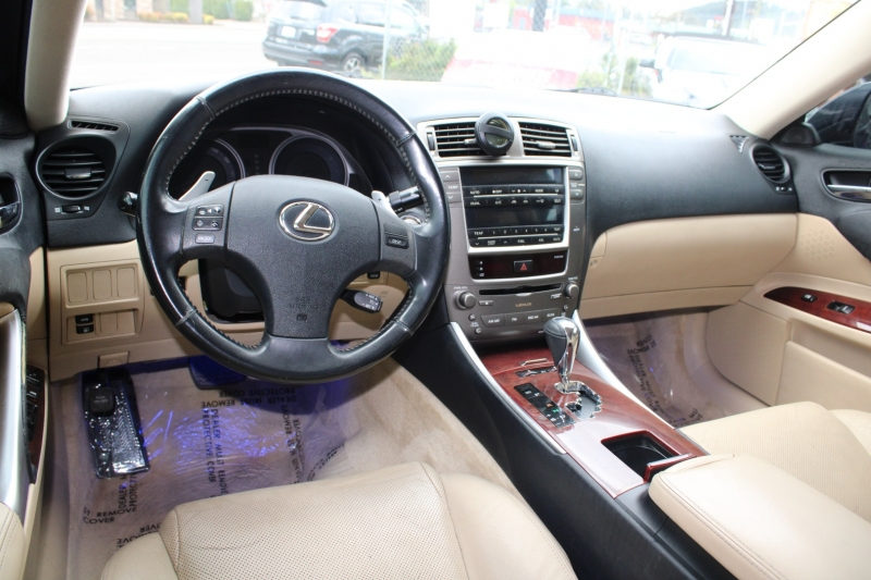 Lexus IS 250 2006 price $8,491