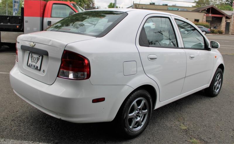 Chevrolet Aveo 2004 price $5,491