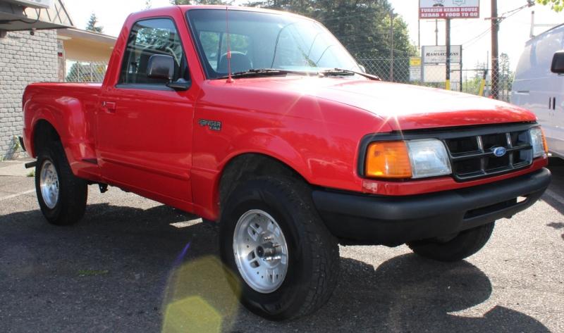 Ford Ranger 1993 price $9,499