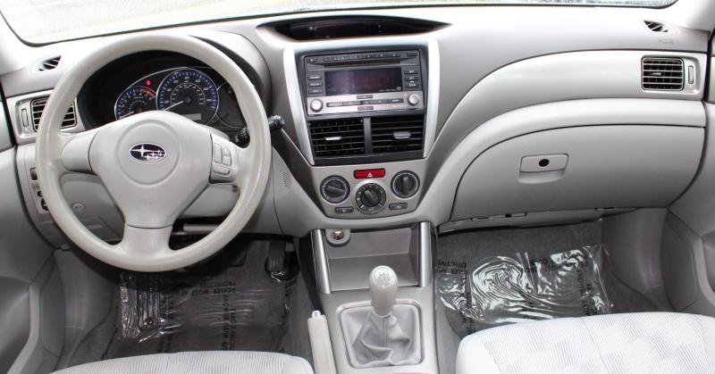 Subaru Forester 2010 price $11,999