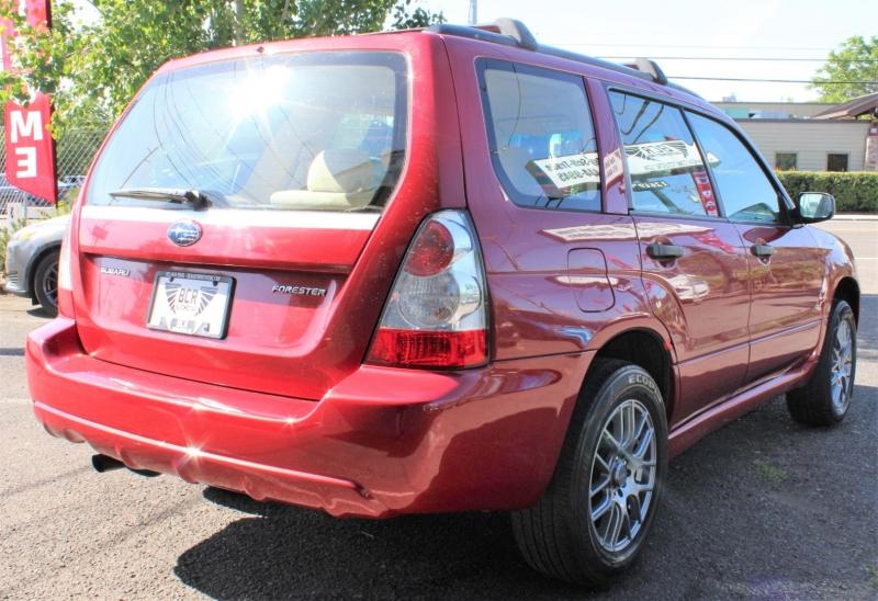 Subaru Forester (Natl) 2008 price $9,999