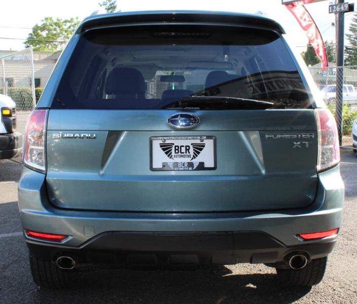Subaru Forester (Natl) 2009 price $12,100