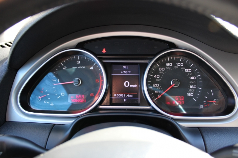 Audi Q7 2010 price $19,999