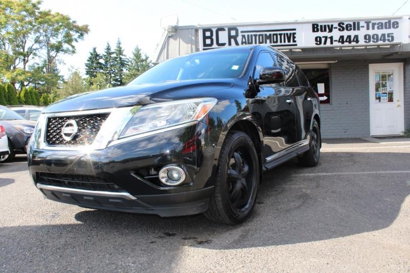 Nissan Pathfinder 2014 price $15,999
