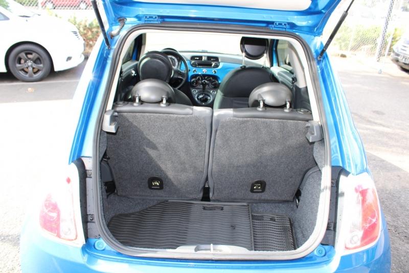 Fiat 500 2015 price $8,599
