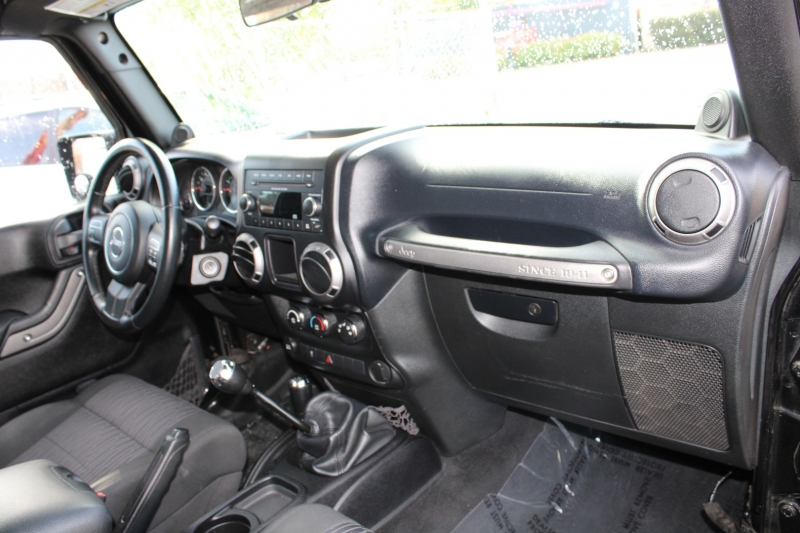 Jeep Wrangler 2012 price $22,999