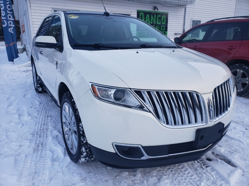 Lincoln MKX 2013 price $13,888