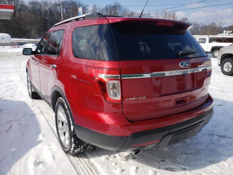 Ford Explorer 2013 price $9,888