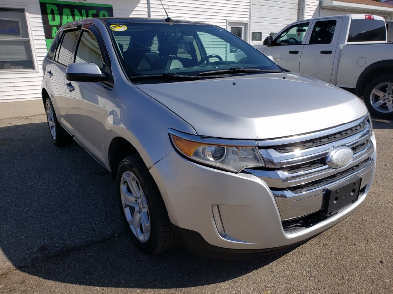 Ford EDGE 2013 price $9,288