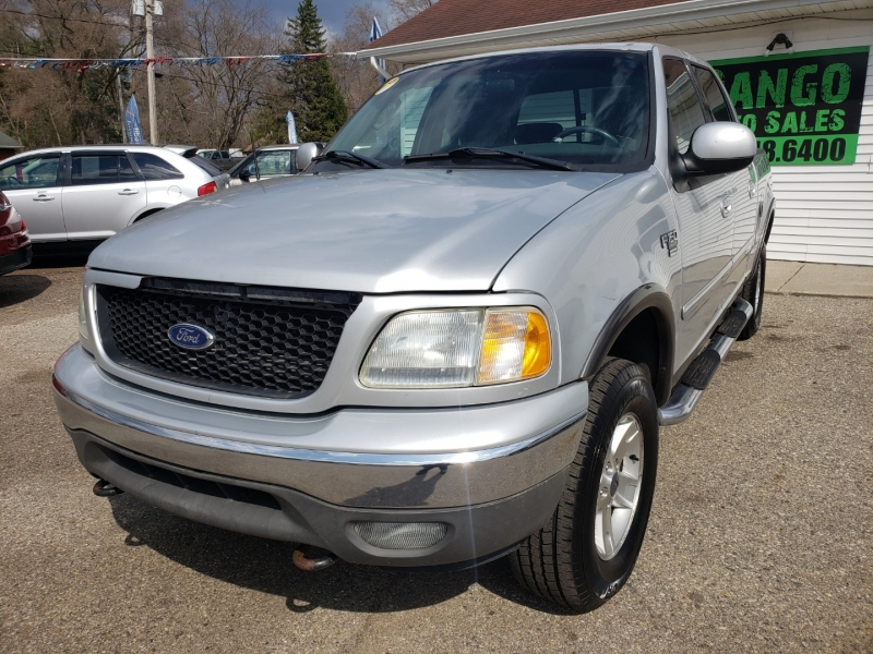 Ford F150 2003 price $2,283