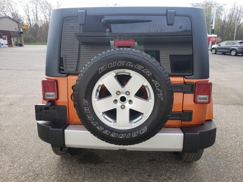 Jeep WRANGLER 2011 price $17,485
