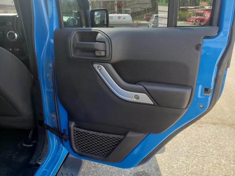 Jeep WRANGLER UNLIMI 2011 price $19,635
