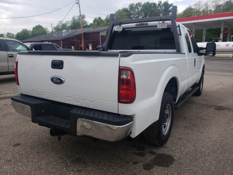 Ford F250 2011 price $13,465